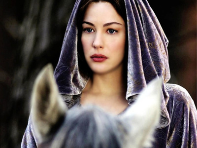Liv Tyler as Arwen Wallpaper__yvt2 копия
